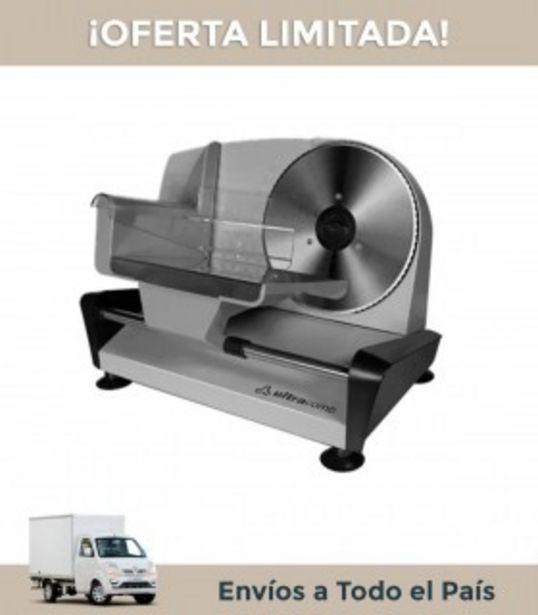 Oferta de Cortadora De Fiambres Ultracomb Fs 6301 150 W Disco Acero por $13750