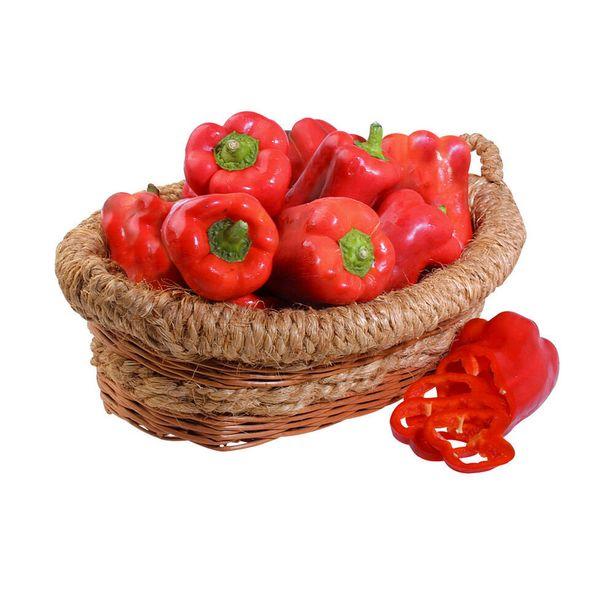 Oferta de Pimiento rojo x kg por $399