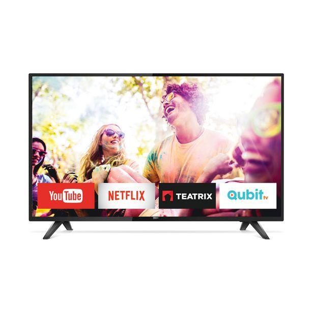 "Oferta de Smart TV Philips 32"" HD 32PHG5813-77 por $34999"