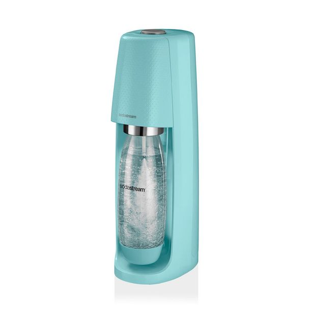 Oferta de Máquina gasificadora de agua Sodastream Icy blue por $5999