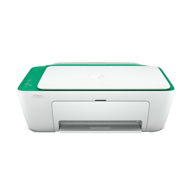 Oferta de Impresora multifunción HP DeskJet Ink Advantage DJ-2375 por $7999