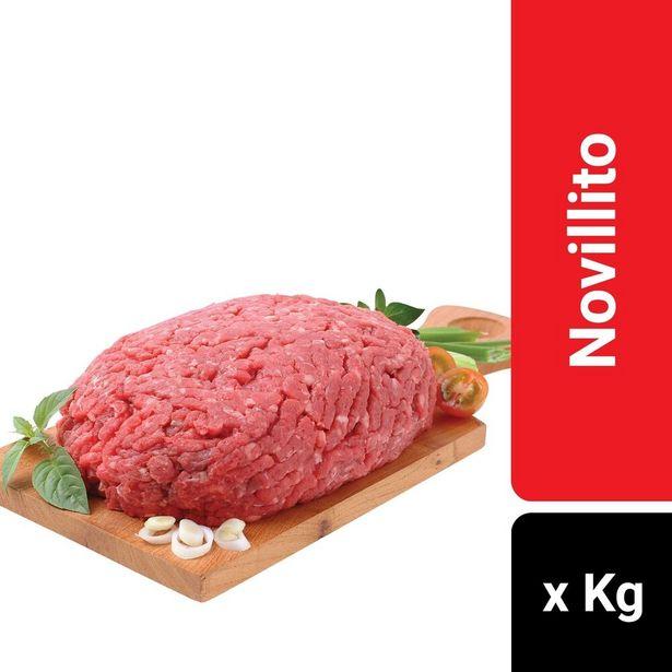 Oferta de Carne picada especial de novillito x kg. por $549