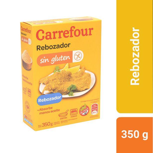 Oferta de Rebozador Carrefour 350 g. sin TACC por $110,11