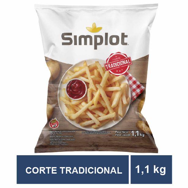Oferta de Papas Simplot tradicionales 1.1 kg. por $290,5