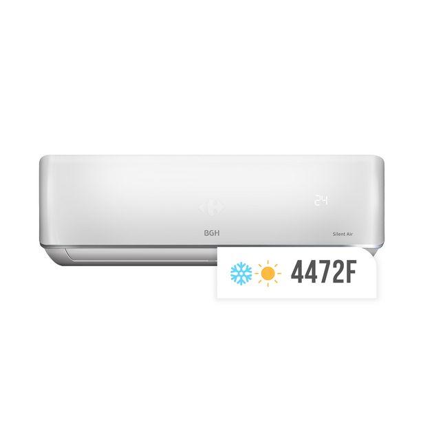 Oferta de Aire acondicionado Split BGH frío/calor 5200W BS45CP por $75999