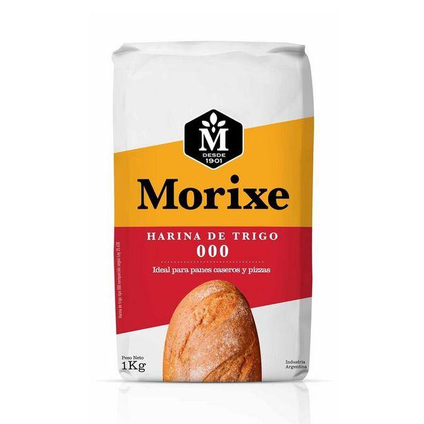 Oferta de Harina de trigo Morixe 000 1 kg. por $49,8