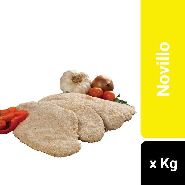 Oferta de Milanesa de peceto congeladas x kg. por $588