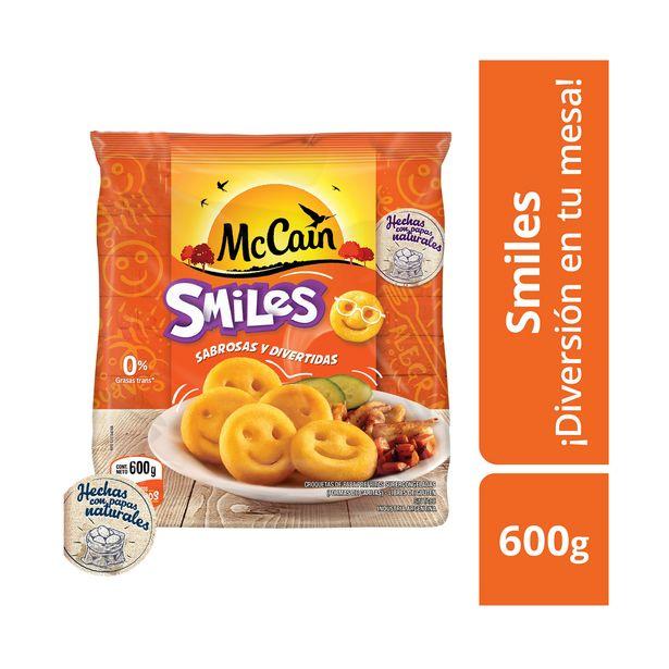 Oferta de Papas McCain smiles 600 g. por $345