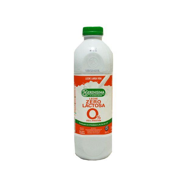 Oferta de Leche parcialmente descremada uat zero lactosa La Serenísima 1 l. por $131,75