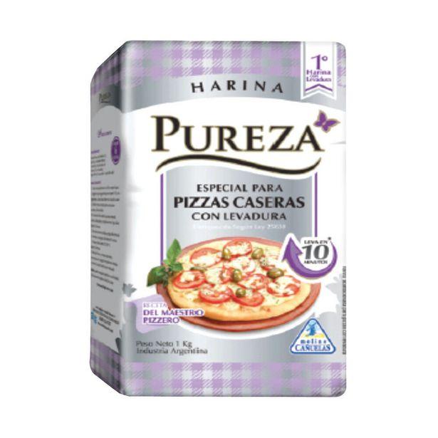 Oferta de Harina Pureza especial para pizzas 1 kg. por $134,9