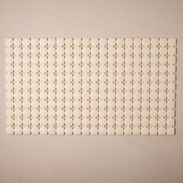 Oferta de Alfombra de Baño Antideslizante Cubos 3d por $3199,2