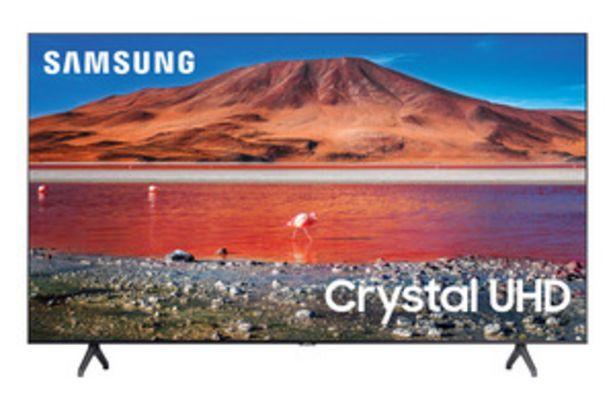 Oferta de SMART TV SAMSUNG 58 PULGADAS 4K UHD 58TU700 por $89999