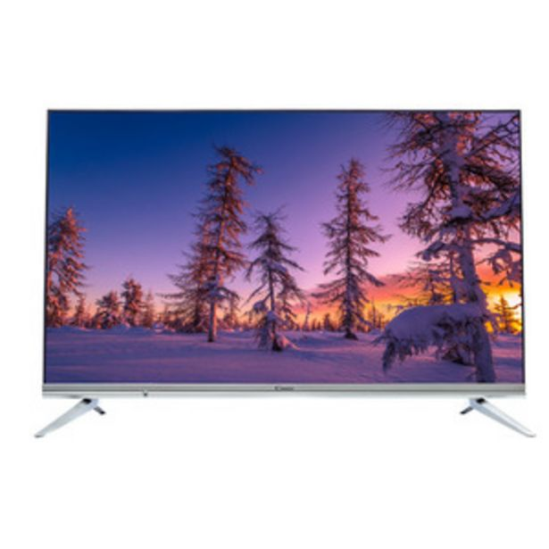 Oferta de SMART TV CANDY 32 PULGADAS HD SMARTVISION 32SV1200 por $28999