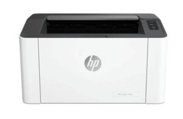 Oferta de IMPRESORA LASER HP LASER M107W por $21399