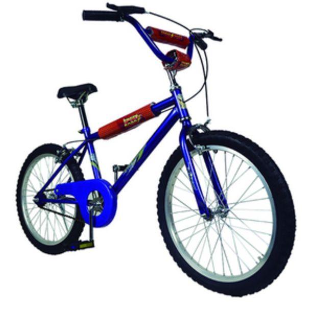 Oferta de BICICLETA NIÑA RODADO 20 BMX UNIBIKE RODADO 20 VARIOS por $21999