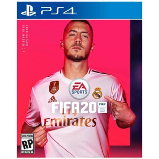 Oferta de FIFA 20 PS4 por $7999