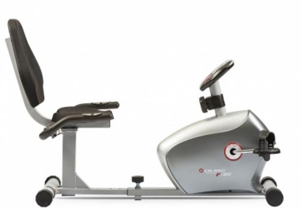 Oferta de Bicicleta Fija Olmo Recumbente Magnetica Puls Fitness 85 por $63635