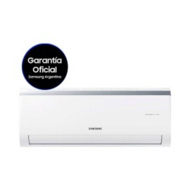Oferta de Aire Acondicionado Split Samsung Inverter 3200W Frio-Calor por $119999