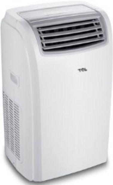 Oferta de Aire Acondicionado Portatil Frio Calor 3010 Frigorias TCL por $49999