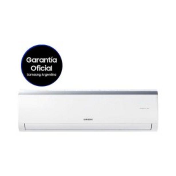 Oferta de Aire Acondicionado Split Samsung Inverter 5000W Frio-Calor por $145999