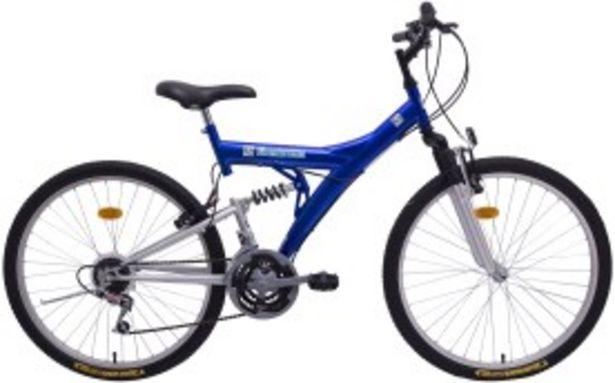 Oferta de Bicicleta Mountain Bike Rodado 26 Azul SIAMBRETTA por $29999