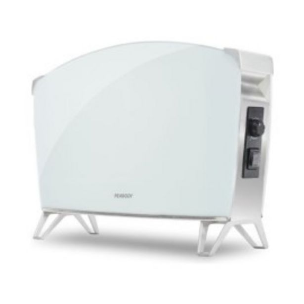 Oferta de Vitroconvector Peabody PE-BVC15 Doble Vidrio Calefaccion Blanco por $7639