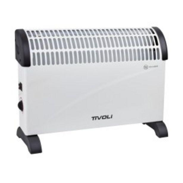 Oferta de Calefactor Electrico Tivoli Panel Estufa Tpc-2007bb por $3839