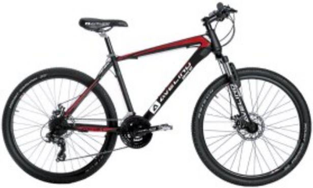 Oferta de Bicicleta Mountain Bike FX7000-19N Rodado 29 Talle 19 Negro AVELINO BIKE por $48999