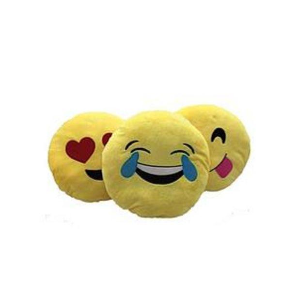 Oferta de Almohadon Emoticones Plush por $1437
