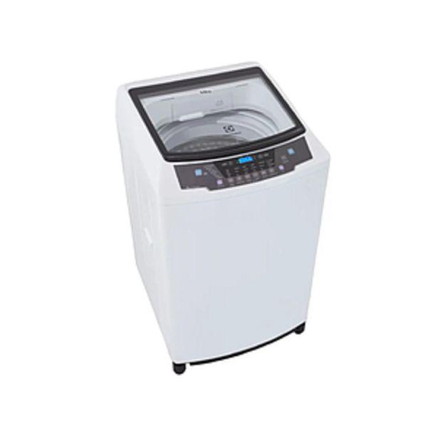 Oferta de Lavarropas Carga Superior Electrolux Elac210W por $83568