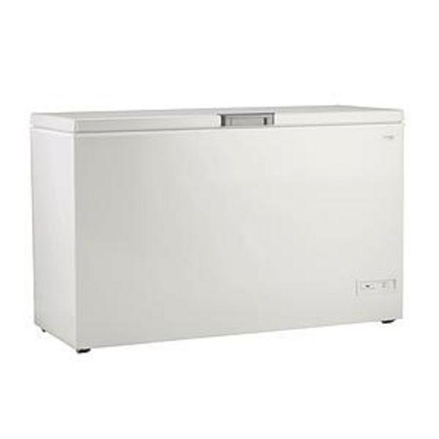 Oferta de Freezer De Pozo 420Lts Blanco Patrick por $92735