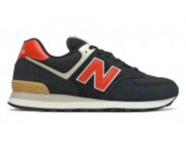 Oferta de Zapatillas New Balance 574 por $12999