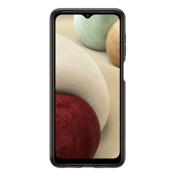 Oferta de Soft Clear Cover para Galaxy A12 por $11,89