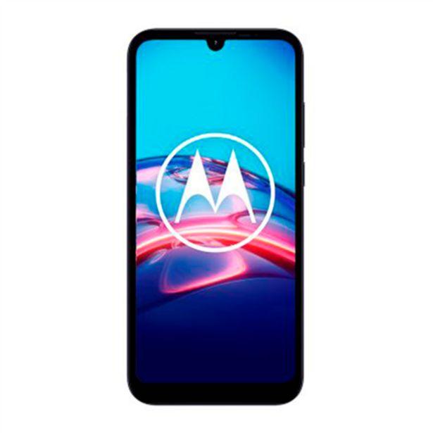 Oferta de Celular  Motorola E6i Gris por $15999