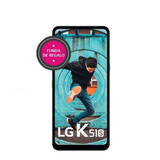 Oferta de Celular  LG K51s por $25999