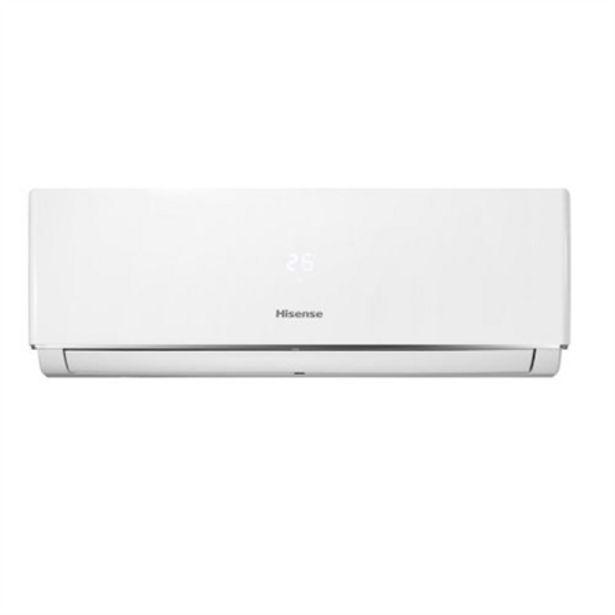 Oferta de Aire Acondicionado Inverter Split Frío Calor Hisense 4400F 5200W HISI53WCO por $79320