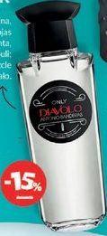 Oferta de Eau de toilette Only Diavolo x 100 ml. por