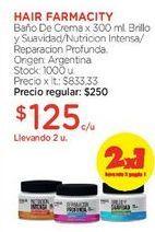 Oferta de Baño De Crema x 300 ml. por $250