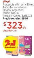 Oferta de Fragancia Woman x 30 ml. por $646