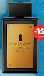 Oferta de Eau de toilette Golden Secret x 100 ml. por