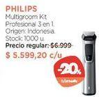 Oferta de Multigroom Kit Profesional 3 en 1. por $5599,2
