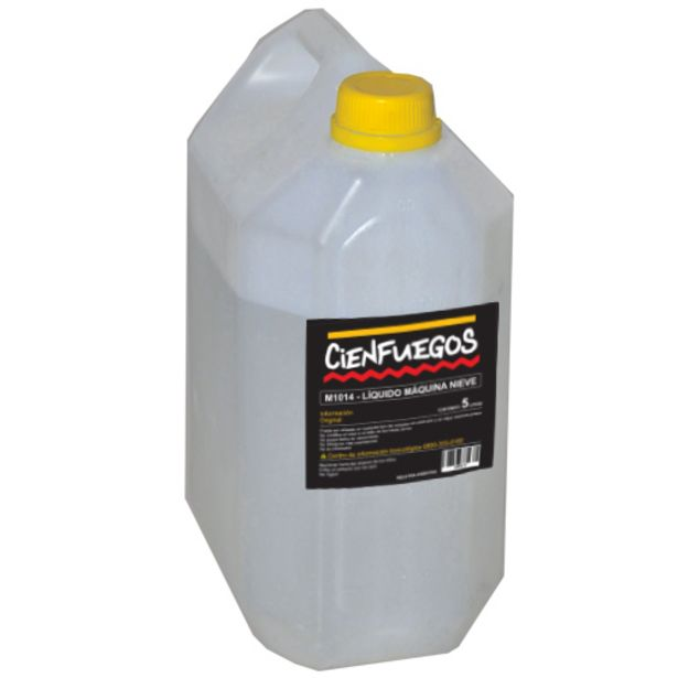 Oferta de Liquido Maquina nieve por $928