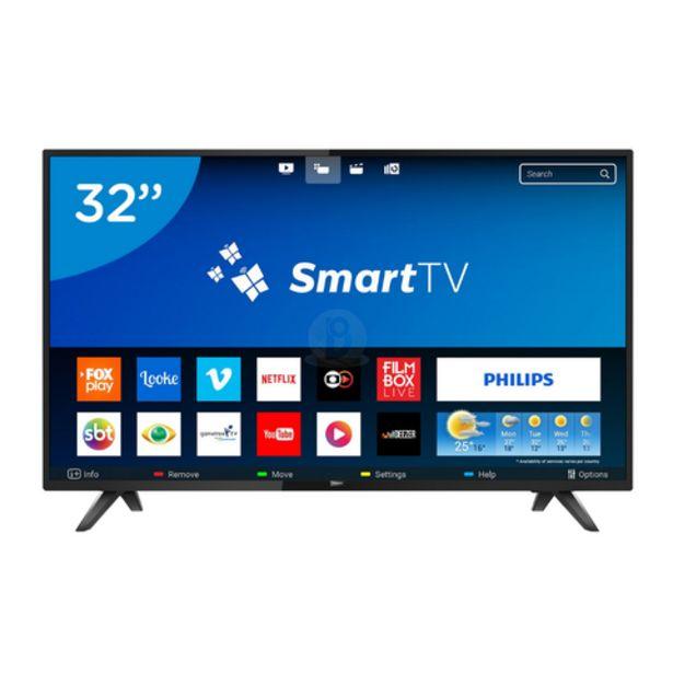 Oferta de Televisor smart  Philips 32 pulgadas por $33750