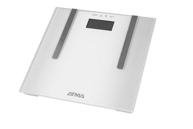 Oferta de Balanza Digital De Baño Atma BA7604N por $2619