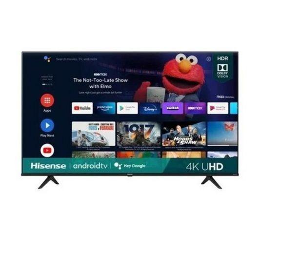 "Oferta de Televisor Led 50"" Smart tv 4K Hisense por $56700"