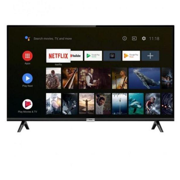 Oferta de Televisor TCL 32 Smart tv sistema operativo android por $33099