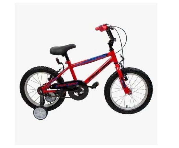 Oferta de Bicicleta Niños Unibike rodado 16 con rueditas rayos por $22099