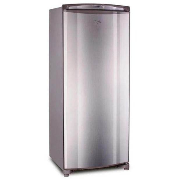 Oferta de Freezer vertical Whirlpool 260 Lts WVU26ekdim por $79399