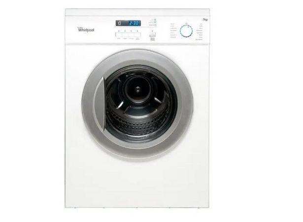 Oferta de Secarropas a calor Whirlpool 7 Kilos WSR07SB por $54799