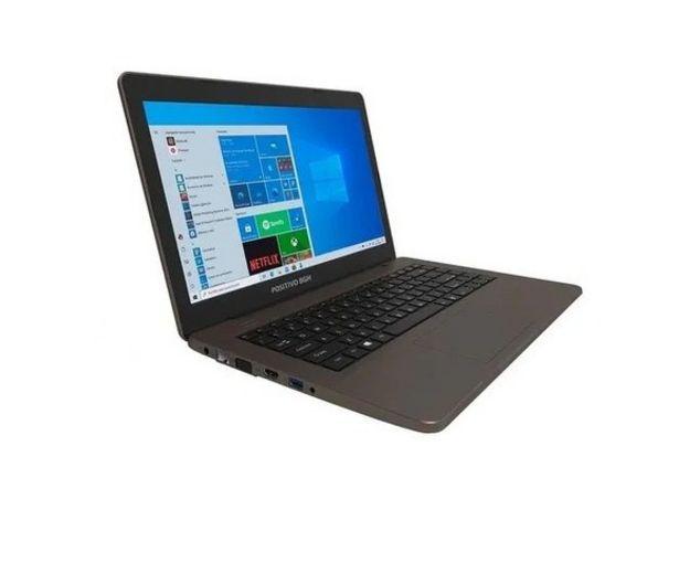 """Oferta de Notebook Positivo BGH AT AT500 14"""", Intel Celeron N3350  4GB de RAM 64GB SSD por $50999"""